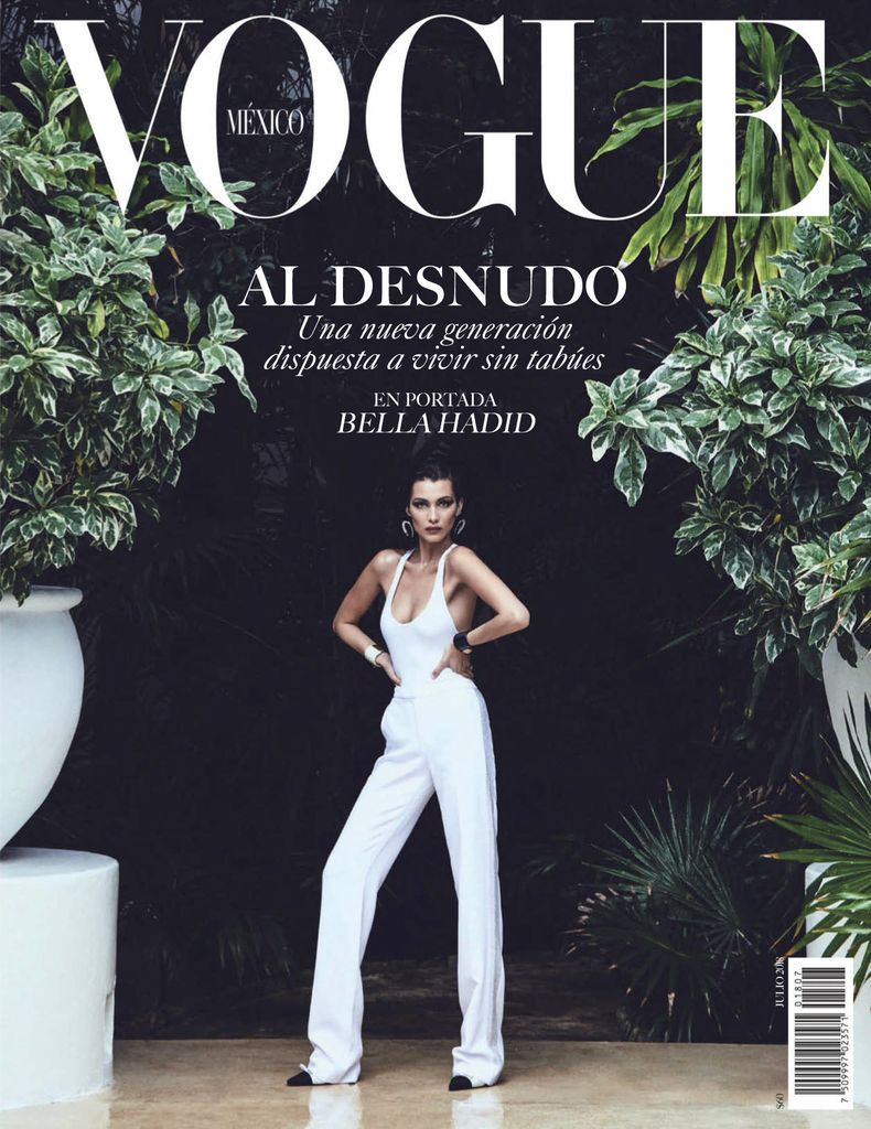 Vogue México es el referente de moda y estilo de vida, que impone tendencias, consagra artistas y crea iconos. La revista mensual más influyente en moda, belleza y lujo del país. 12 ejemplares + 4 especiales al año.