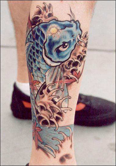 miami ink koi fish tlc tattoos pinterest koi tattoo and tattoo designs. Black Bedroom Furniture Sets. Home Design Ideas