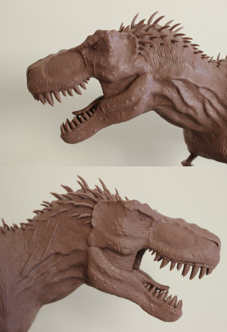 Tyrannosaurus Peck S Rex Head Side View Updated By Ak1508 Deviantart Com On Deviantart Tyrannosaurus Rex Dinosaur