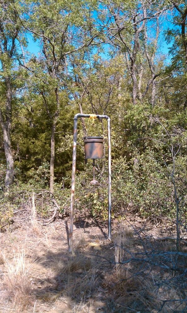 6 Homemade Bucket Feeder For Deer Season Whitetail