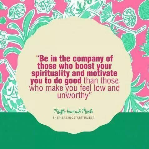 Keep Good Company Beautiful Islam Islamic Quotes