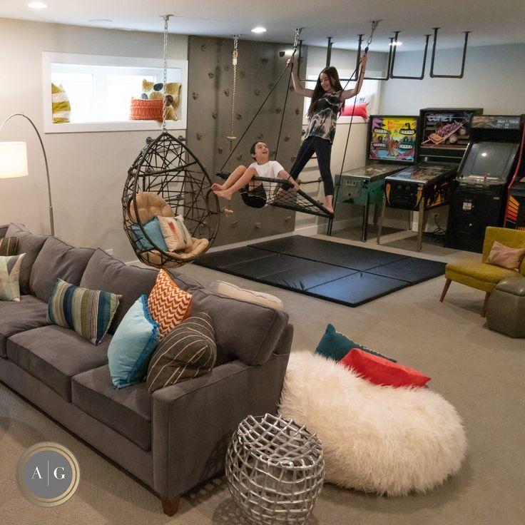 Home Gym Design Ideas Basement: Home Gym Decor , Home Gym Basement