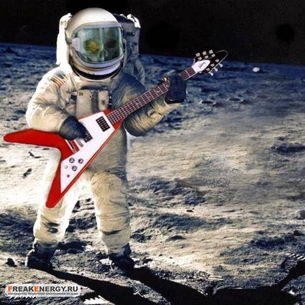 Image result for rockstar astronaut