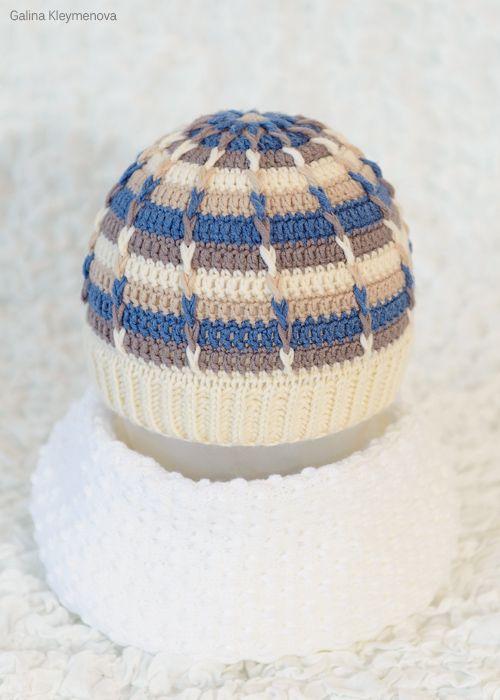 1 (500x700, 174Kb) | Laste mütsid | Croché, Ganchillo, Gorro tejido