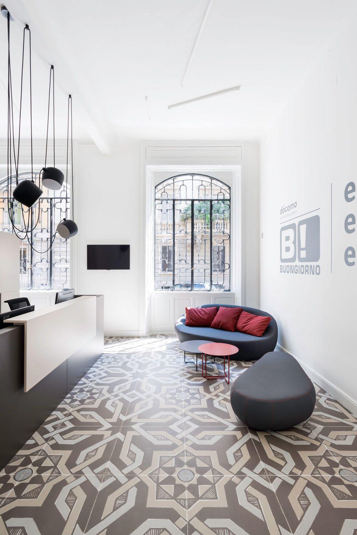 natural light office. Modern Reception Area Filled With Natural Light Office