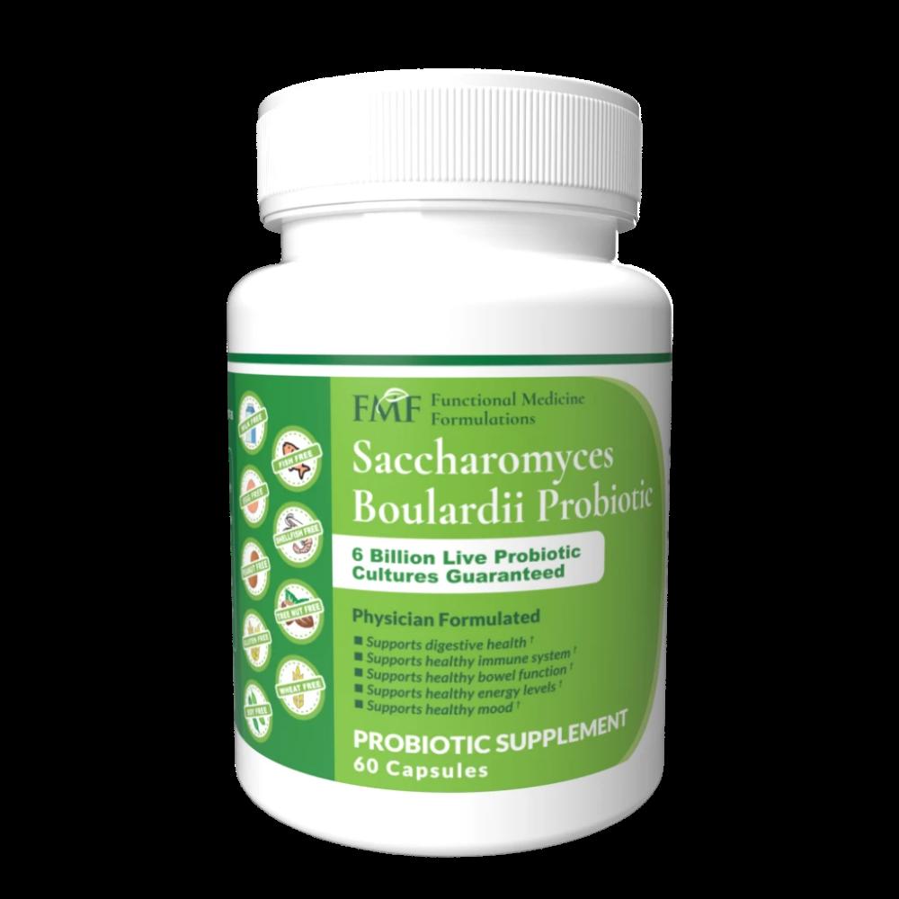 15+ Saccharomyces Boulardii Probiotic