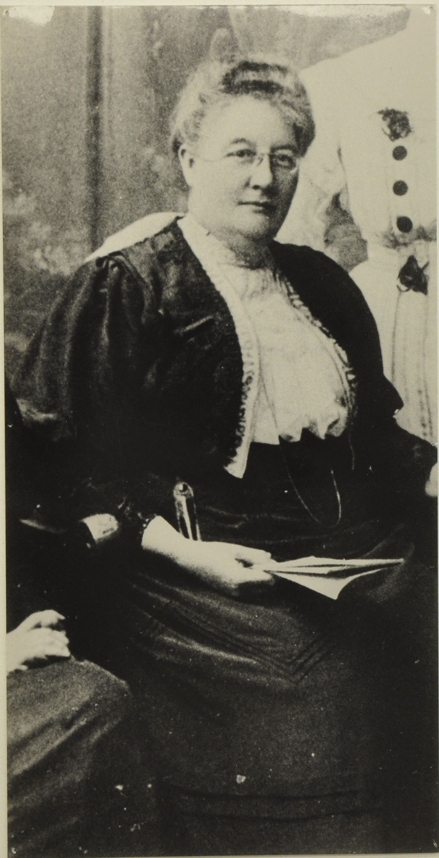 Rosetta (Rose) Birks was the Treasurer of the Women's