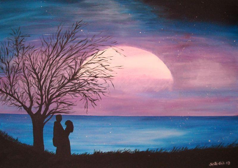 Paesaggi romantici disegni cerca con google disegni for Idee artistiche di progettazione del paesaggio
