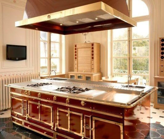41 Frische La Cornue Küche La cornue, Küche