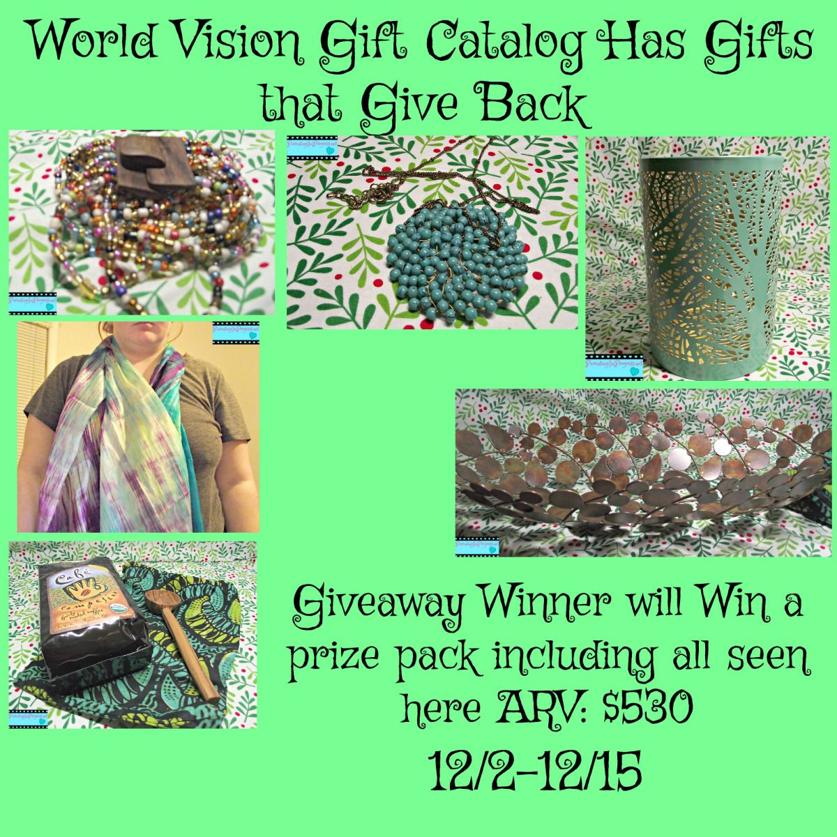 World Vision Gift Catalog Has Gifts That Give Back Giving Back