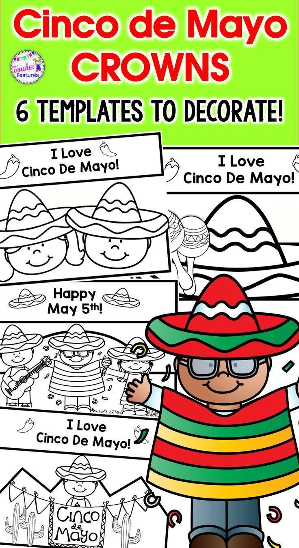 26++ Cinco de mayo hat coloring page info