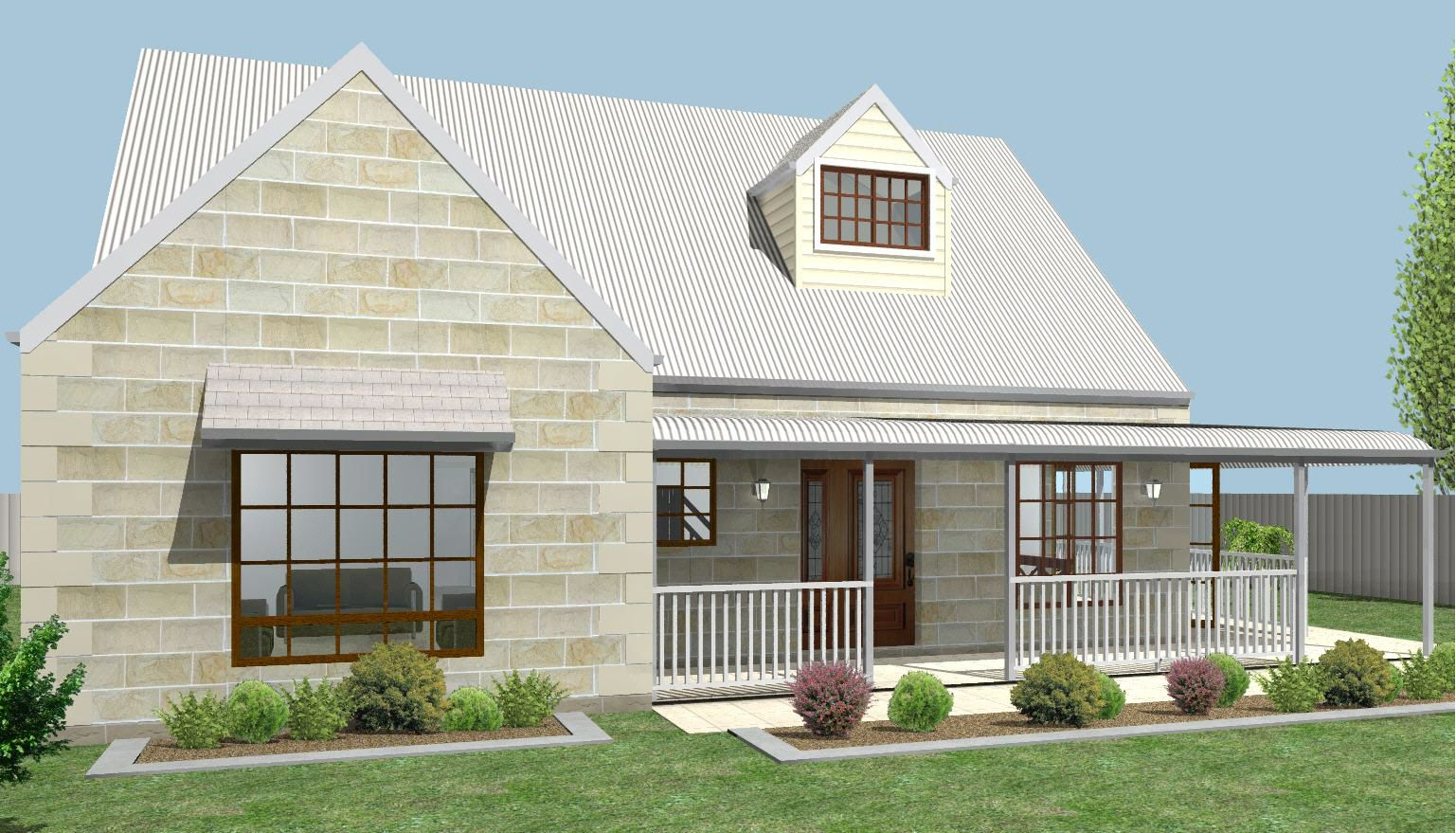Stone Home Designs: The Botany 4. Visit www.localbuilders.com.au to ...