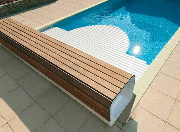 Couverture De Piscine Banc Poolside Pinterest
