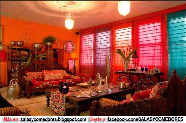 Decoracion Hindu Salon   Buscar Con Google