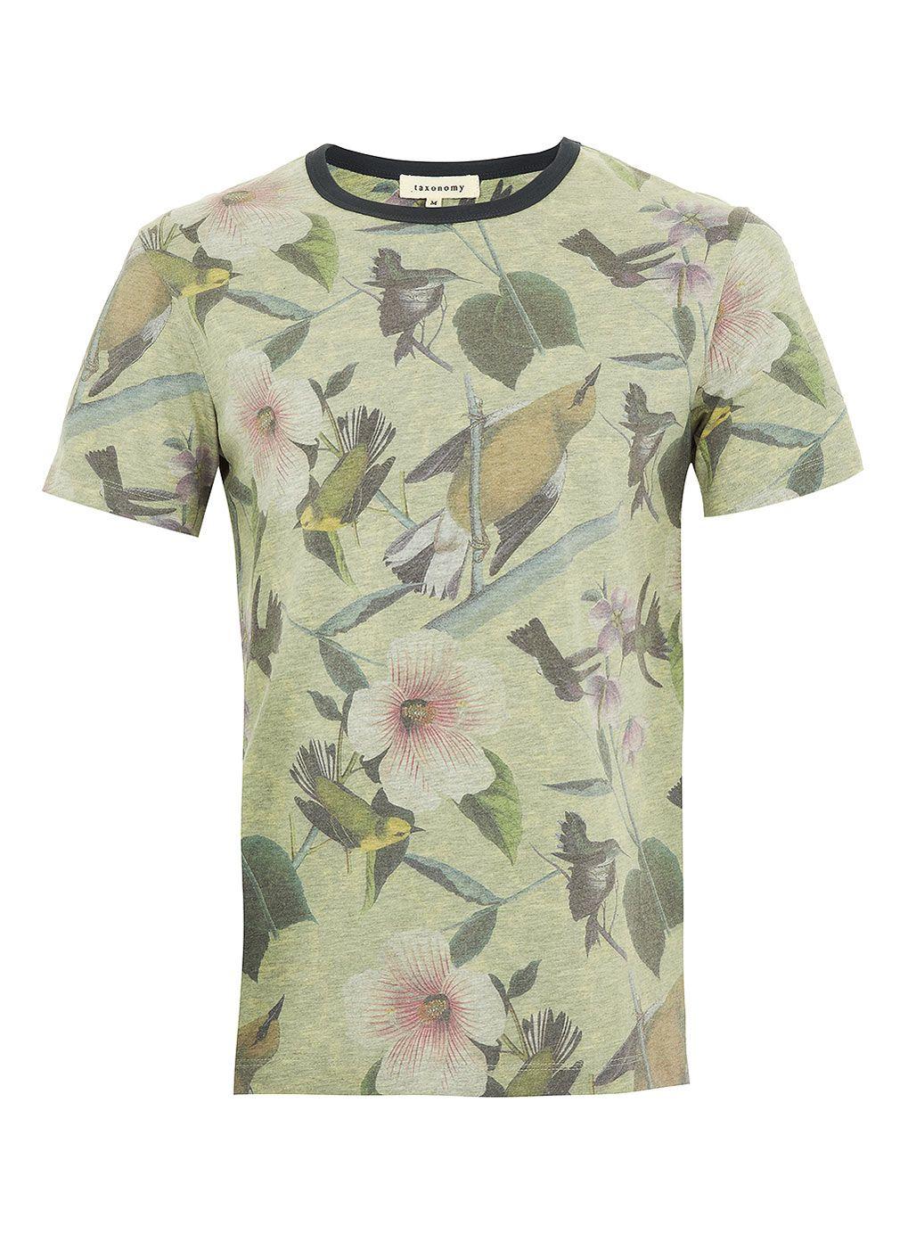 c838c4d69 TAXONOMY PRINTED T-SHIRT - Topman price: £28.00   TOPS   Fashion ...