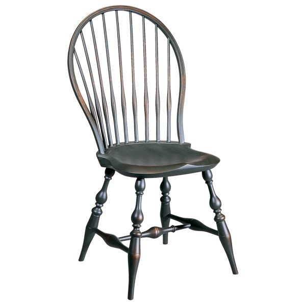 18th Century Antique Reproduction Windsor Chairs Bowbacks U0026 Sack Backs RI  Pennfield Windsor Side Chair