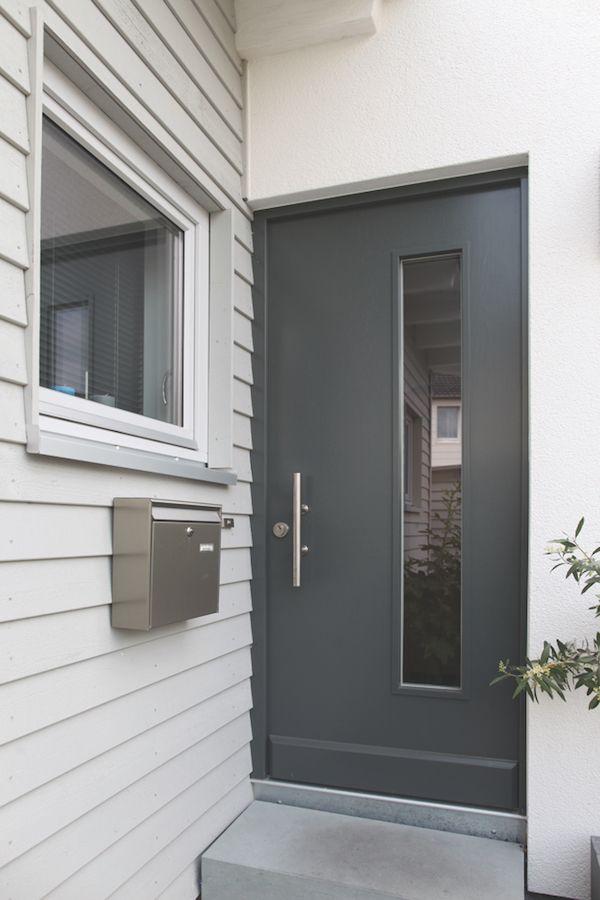 modern elegant schlichte anthrazitfarbene ganzblatt. Black Bedroom Furniture Sets. Home Design Ideas