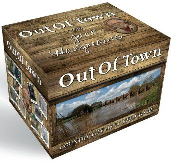 Out Of Town Box Set - Volumes 1-10 With Jack Hargreaves DVD or individual volumes.  Fascinating country lore.