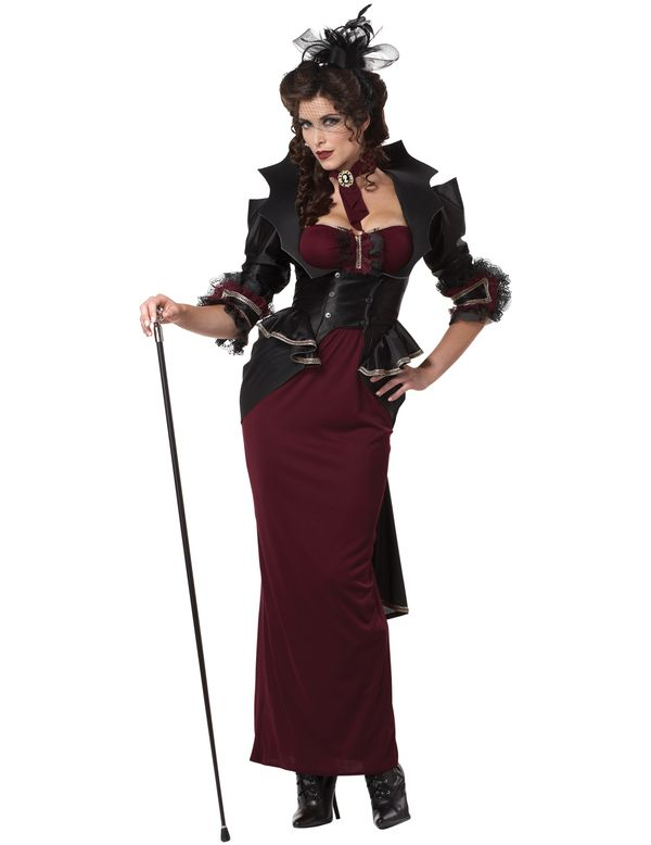 victorian halloween costumes | Victorian Lady Halloween Costume ...