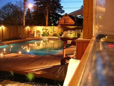 above ground pool decks bing images i didnt realize we now have so many options - Above Ground Pool Privacy Deck