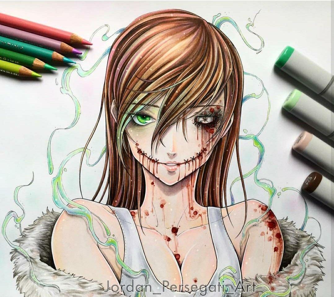 Clockwork | Creepypasta Drawings | Creepypasta characters