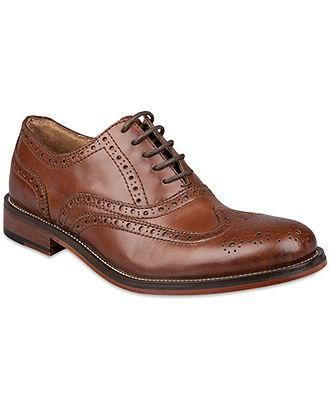 For dapper dad in your life, Steve Madden wing-tip oxfords