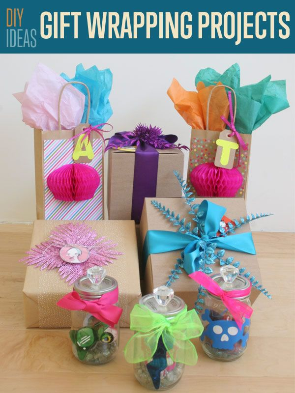 4 awesome gift wrapping ideas wrapping ideas wraps and awesome gifts gift wrapping projects some amazing ideas to creatively wrap your gifts diyready diyready easy homemade christmas solutioingenieria Image collections