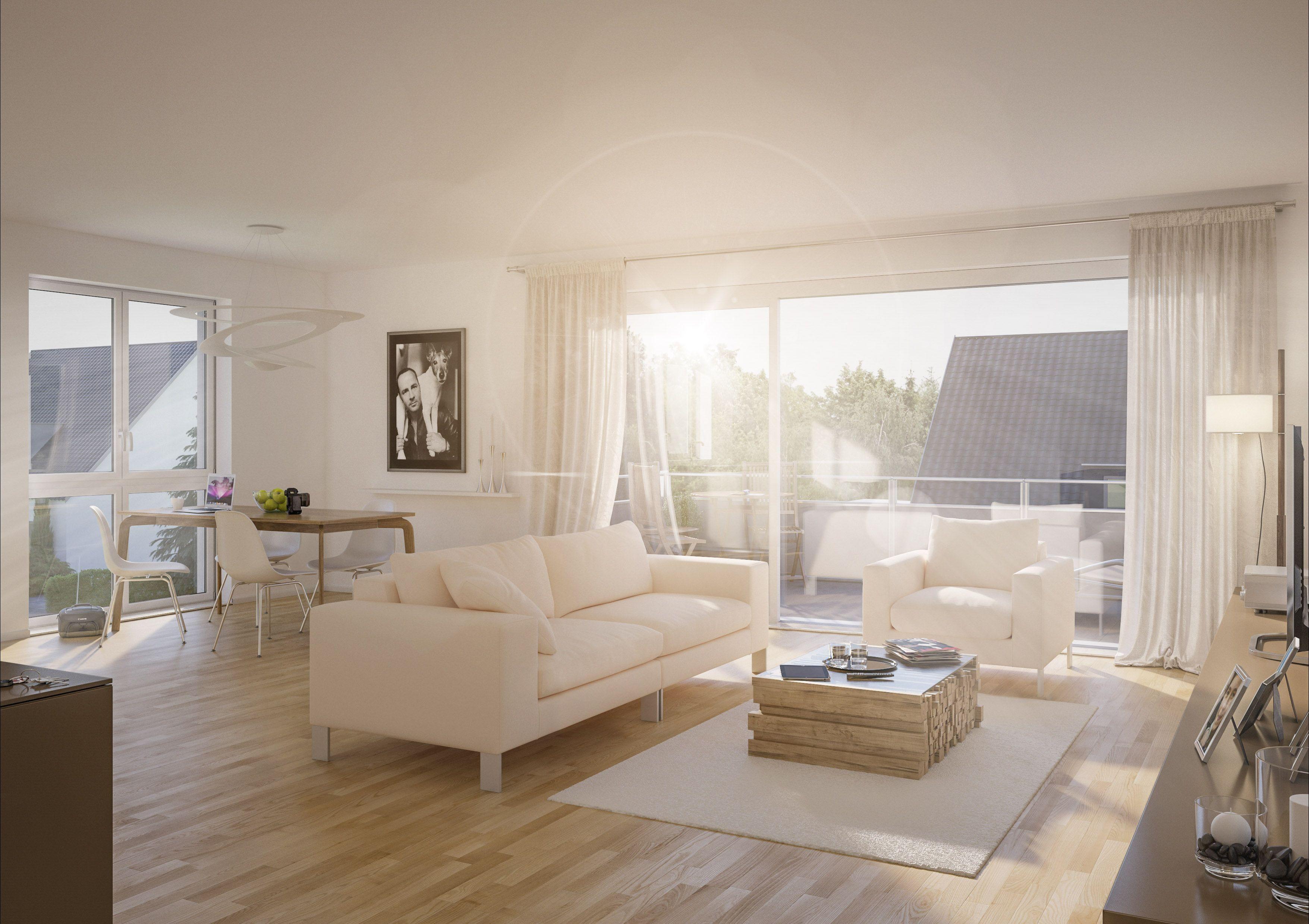 3d innenvisualisierung von einer neubau wohnung in m lheim an der ruhr von beyond reality. Black Bedroom Furniture Sets. Home Design Ideas
