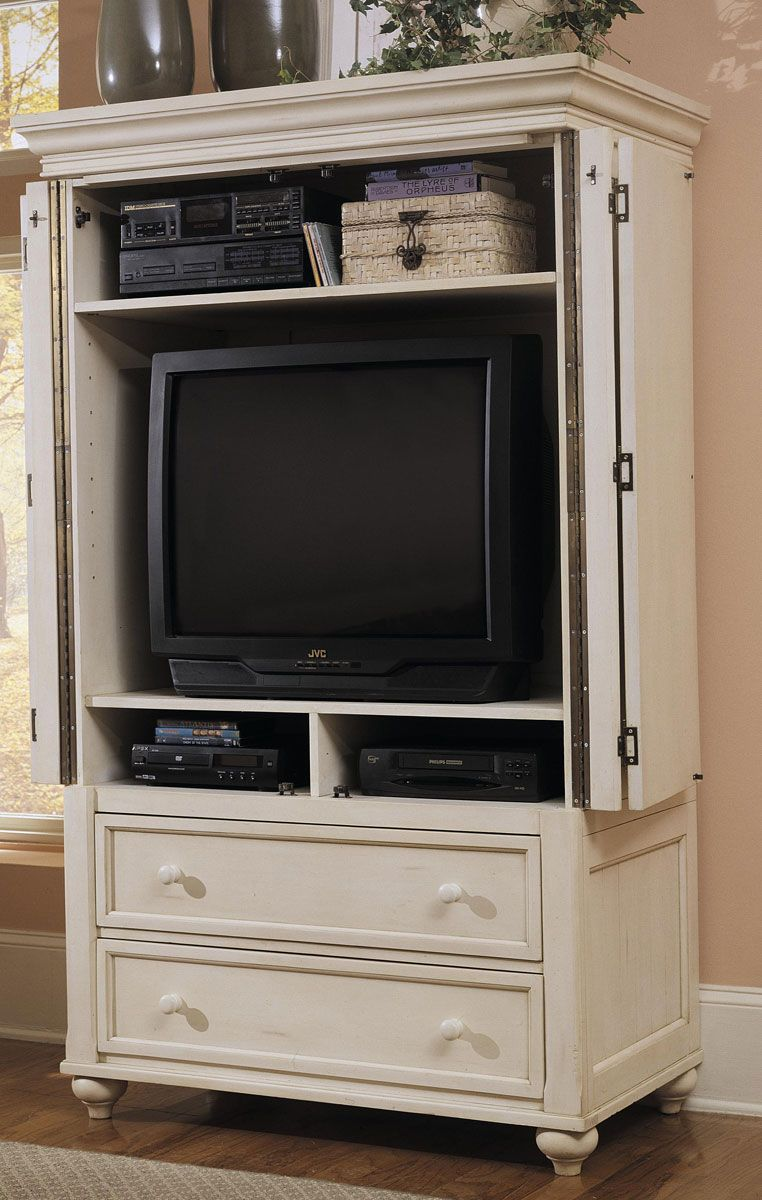 Klaussner Treasures White Tv Armoire Tv Armoire White Tv Armoire