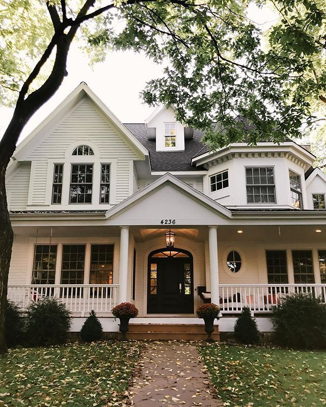 Summer weather snuck up out of nowhere today but tomorrow it's on for fall! Th...,  #DreamHou... #myfuturehouse