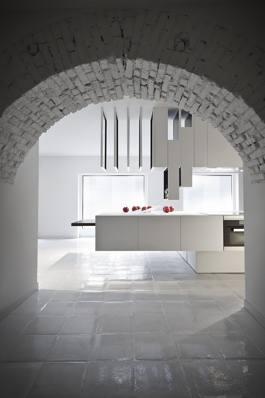The Cut Kitchen designed by Alessandro Isola for Record è Cucine ...