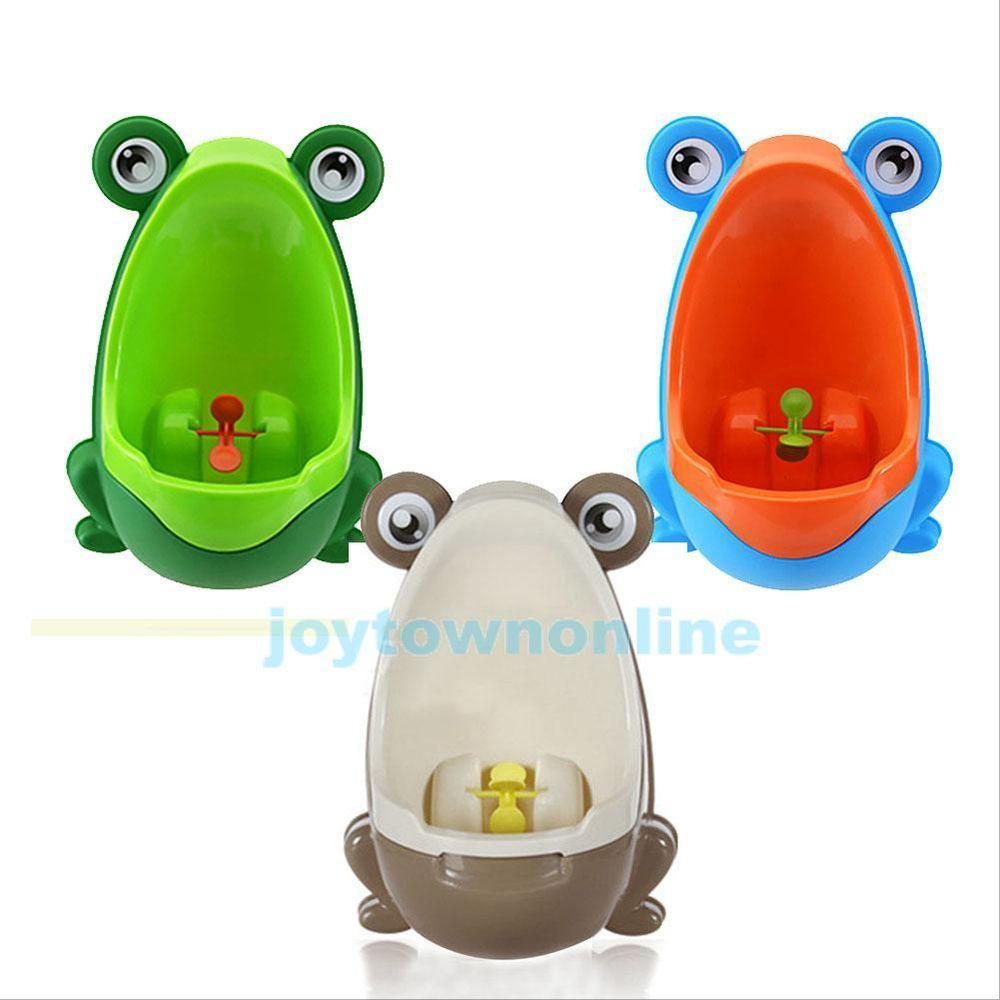 Frog Children Potty Toilet Training Kids Urinal For Boys