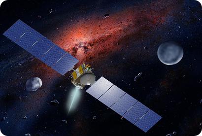 Cinturones de asteroides, clave para encontrar vida ET - Tendenzias.com