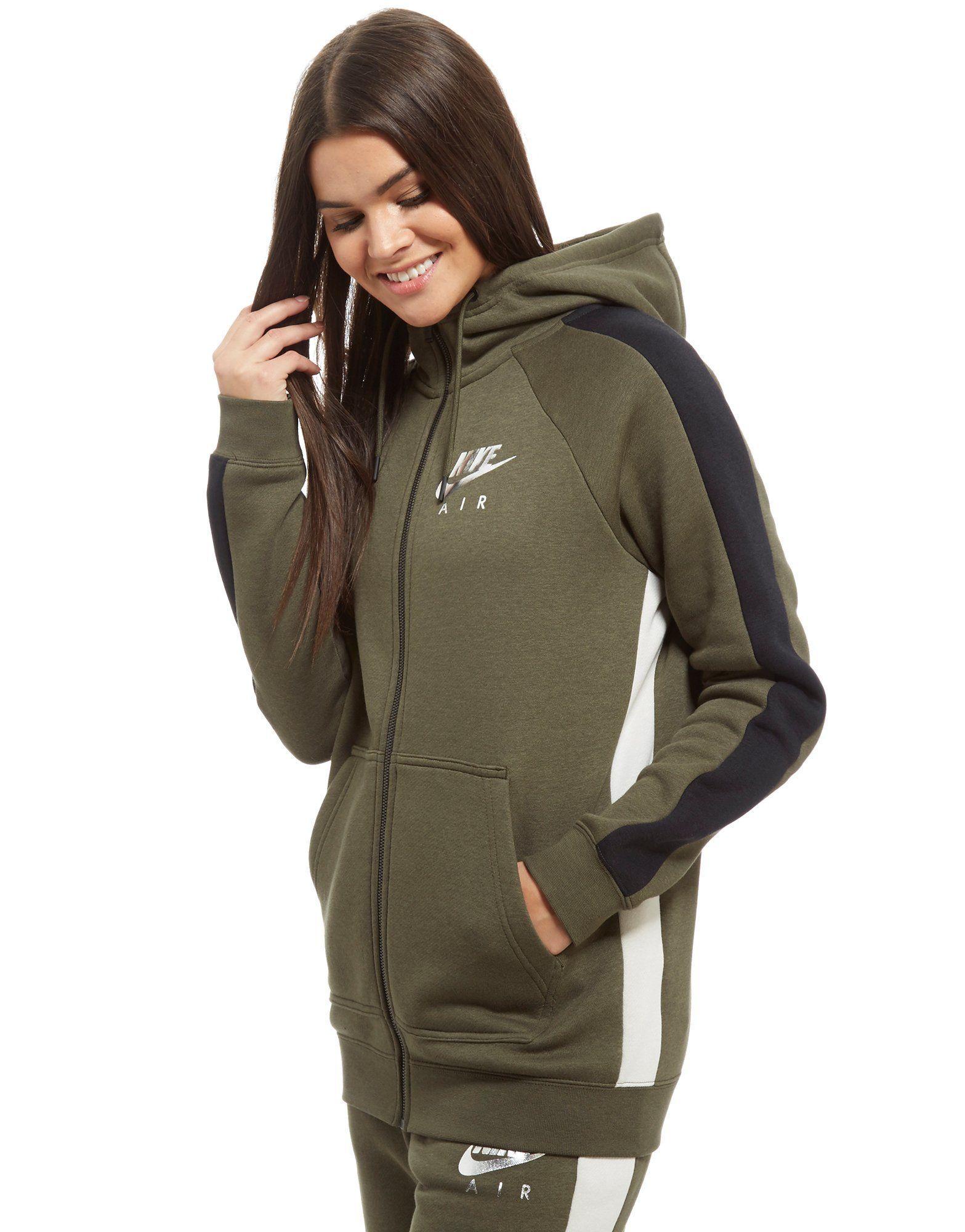 7a389dc30e72 Nike Veste zippée à capuche Air Femme – Achète en ligne Nike Veste zippée à  capuche
