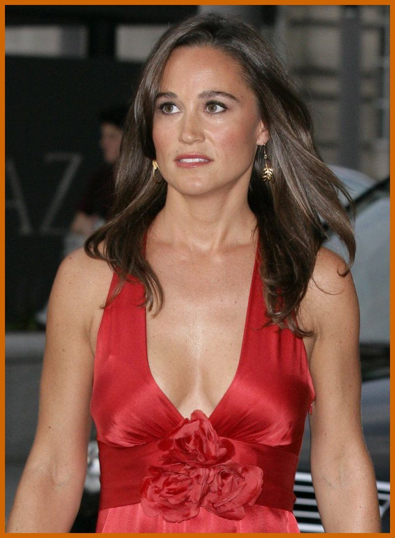 Does not Pippa middleton naked