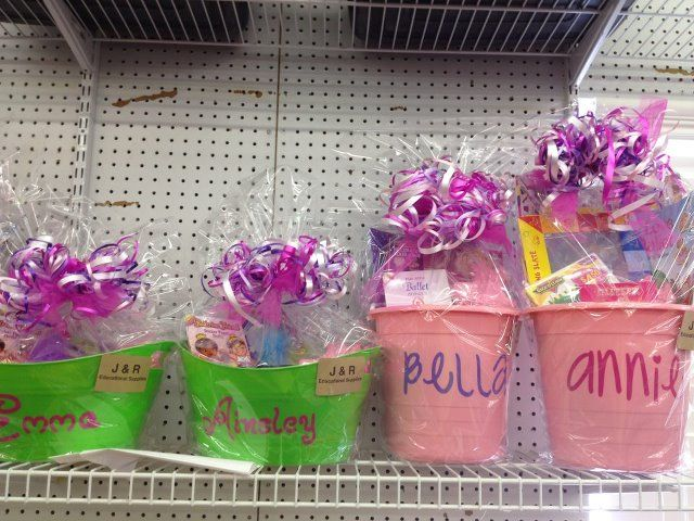 More Dance Recital Baskets J R Educational Supplies Dance Recital Gifts Ballet Gift Dance Competition Gifts