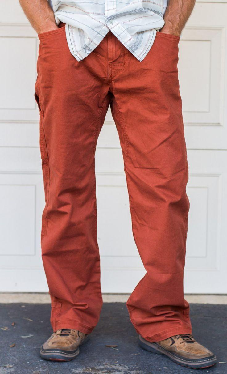 b5c3d9619b23 I love my new Bronson dress pants by prAna. Made from a stretch organic  cotton