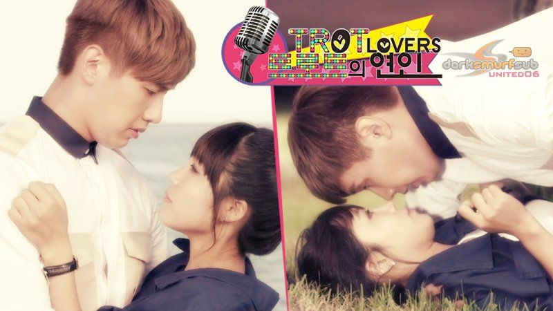 트로트의 연인 / Trot Lovers [episode 12] #episodebanners #darksmurfsubs #kdrama #korean #drama #DSSgfxteam UNITED06