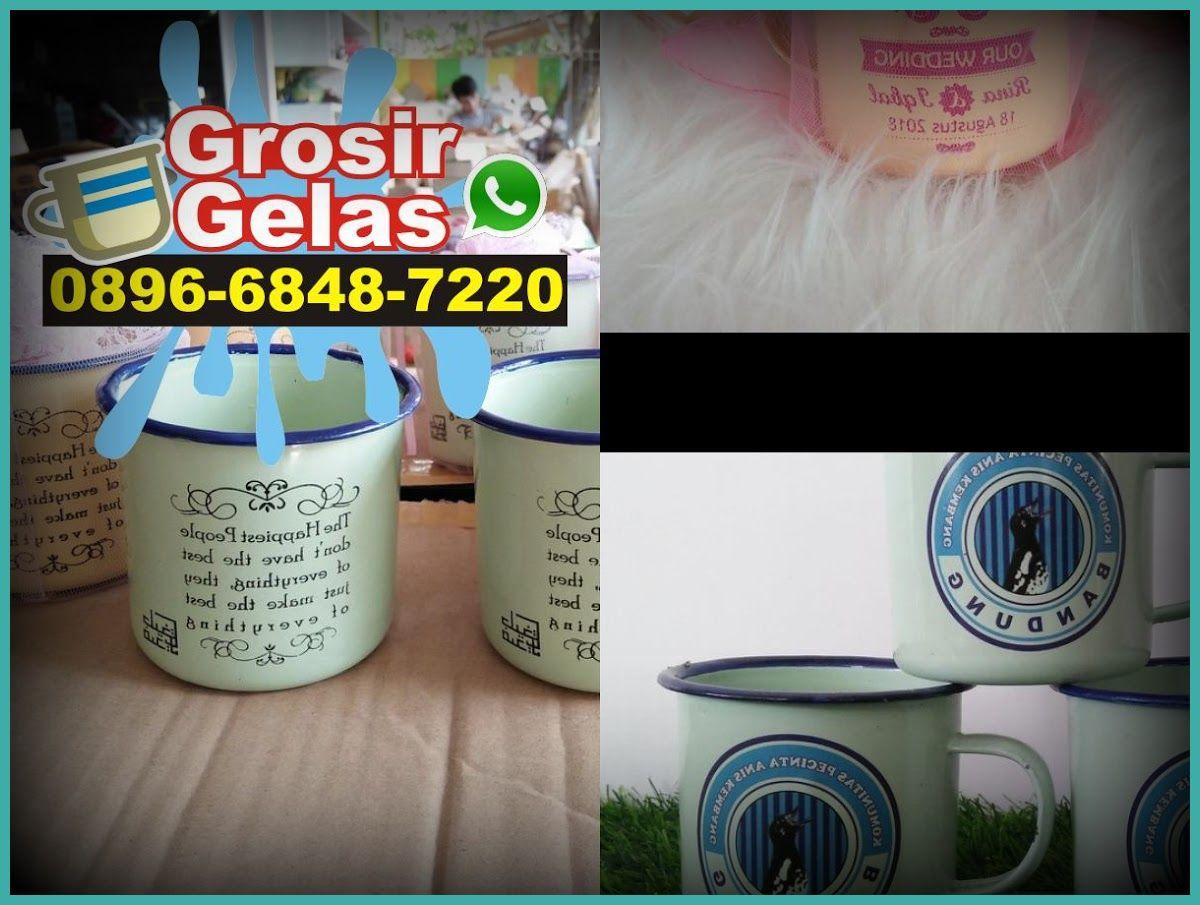 Gelas Enamel Depok 0896 6848 7220 Wa Gelas Mug Microwave