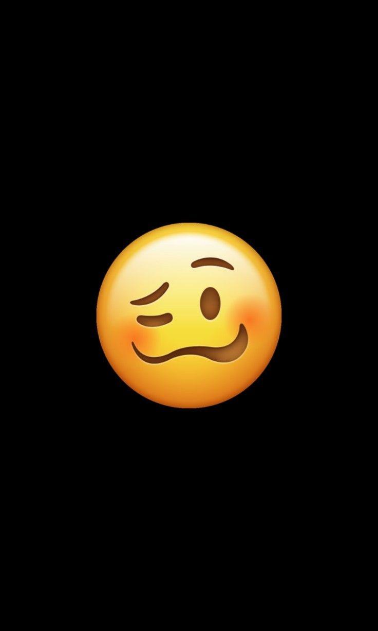 Emoji Iphone X Seni 3d Gambar Serigala Seni Gelap