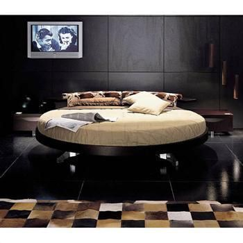 Historie Round Rotating Bedroom Set by VIG Furniture