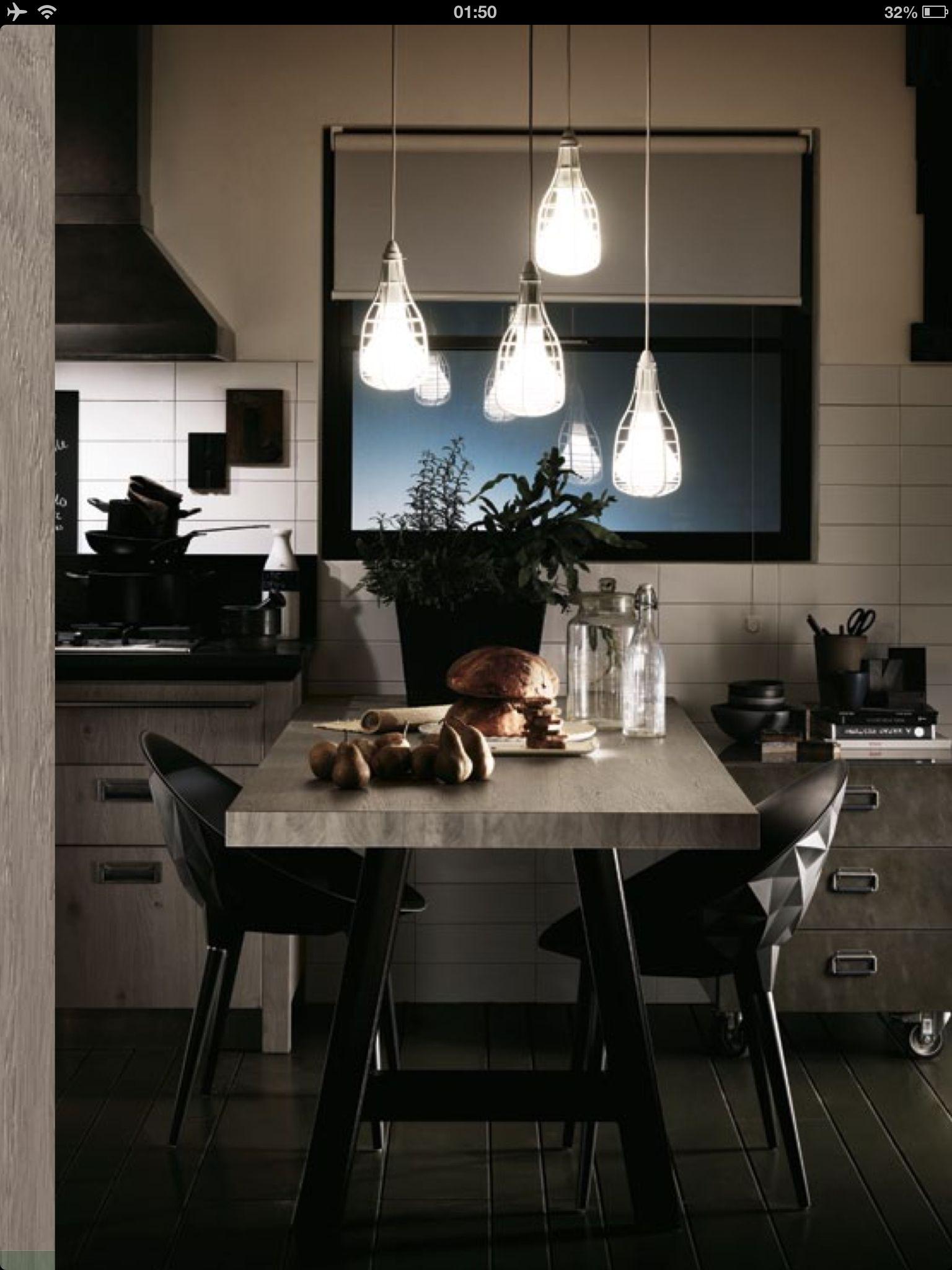 Diesel Social Kitchen. Great Retro Kitchen Design Inspiration With ...