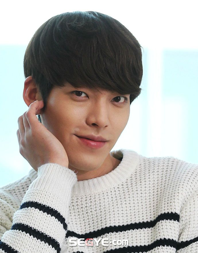 To All Kim Woo Bin Lovers: Here's A Bomb Of Interview Pics ...