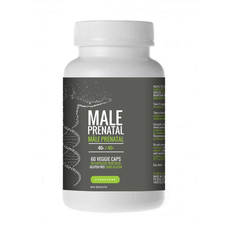 40+ Male Prenatal