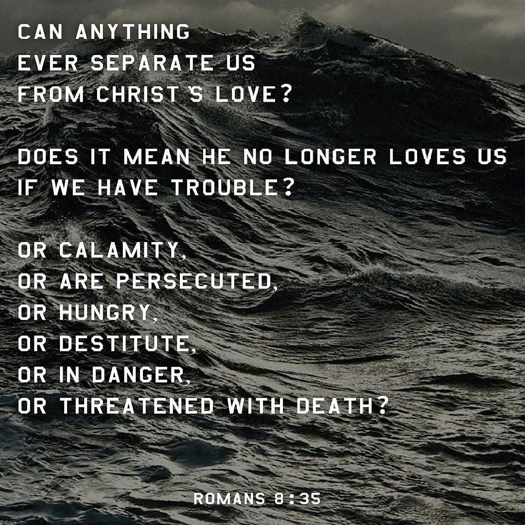 We will serve the lord even the trials come none can seperate us bible hexwebz Image collections