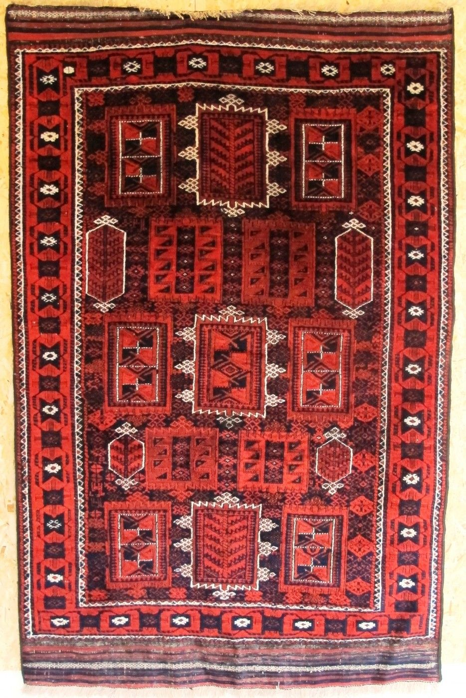 Exceptional Timuri Belouch Rug Aaron Nejad Antique Carpets