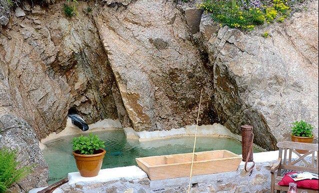 Monter un portique de jeux dans un jardin en pente Garden ideas - comment etancher une terrasse beton