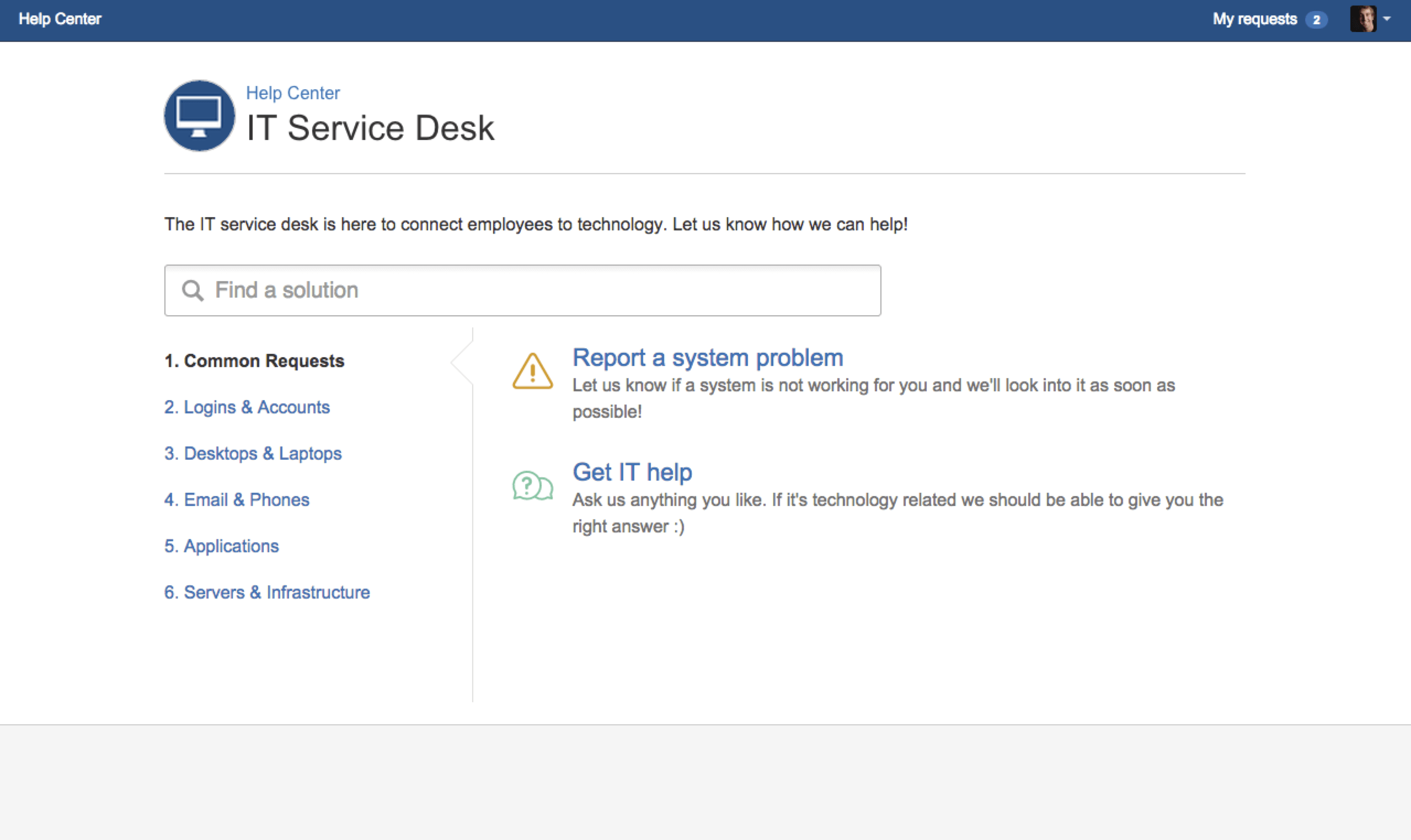 JIRA Service Desk IT Help Desk & Ticketing Software