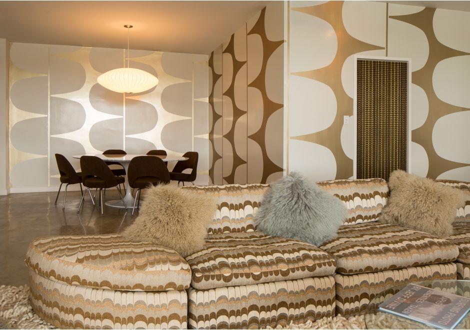 Assorted Residential Flavors Bedroom Furnishings Modern Wallpaper Homedecor Living Room