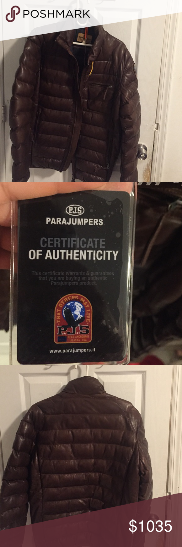 parajumpers authenticity